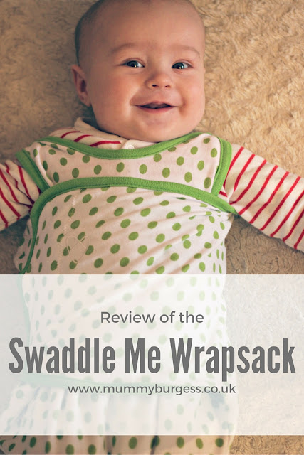 Swaddle Me Wrapsack Review
