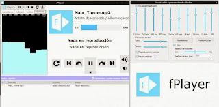 مشغل الصوتيات fPlayer للتحميل احدث اصدار