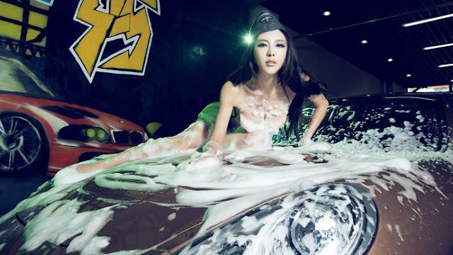 Hot girl Gang Xiao Xi