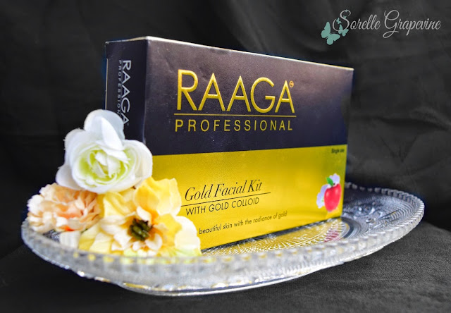 Raaga Professional Gold Facial Kit
