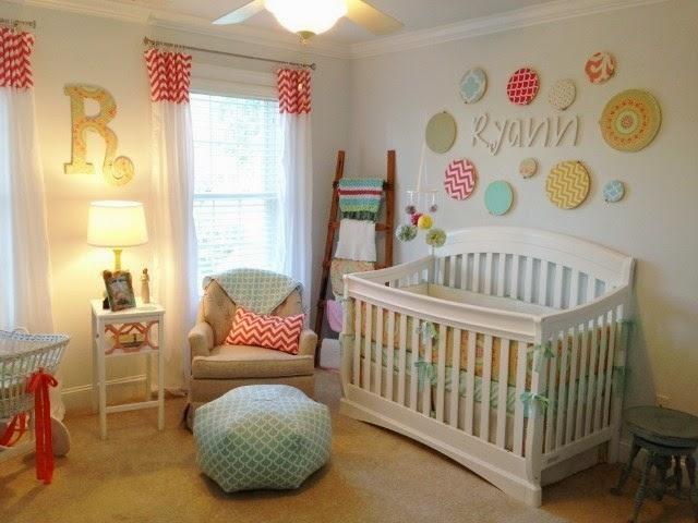 nursery wall paint color ideas