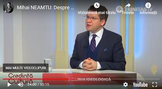 Trinitas TV: Despre marxism, comunism și POSESIA IDEOLOGICĂ 🔴 Invitat: Mihai Neamțu