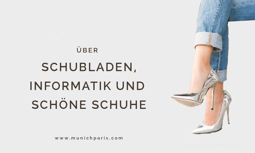 Kolumne: Über Schubladen, Informatik und schöne Schuhe