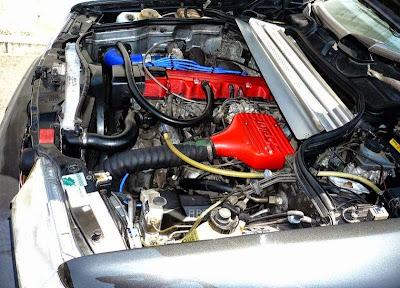 w124 turbo engine