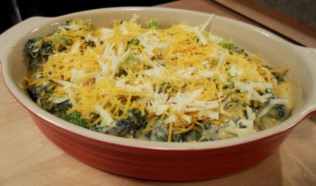 Day in the Life of Hailee and John: Broccoli Au Gratin