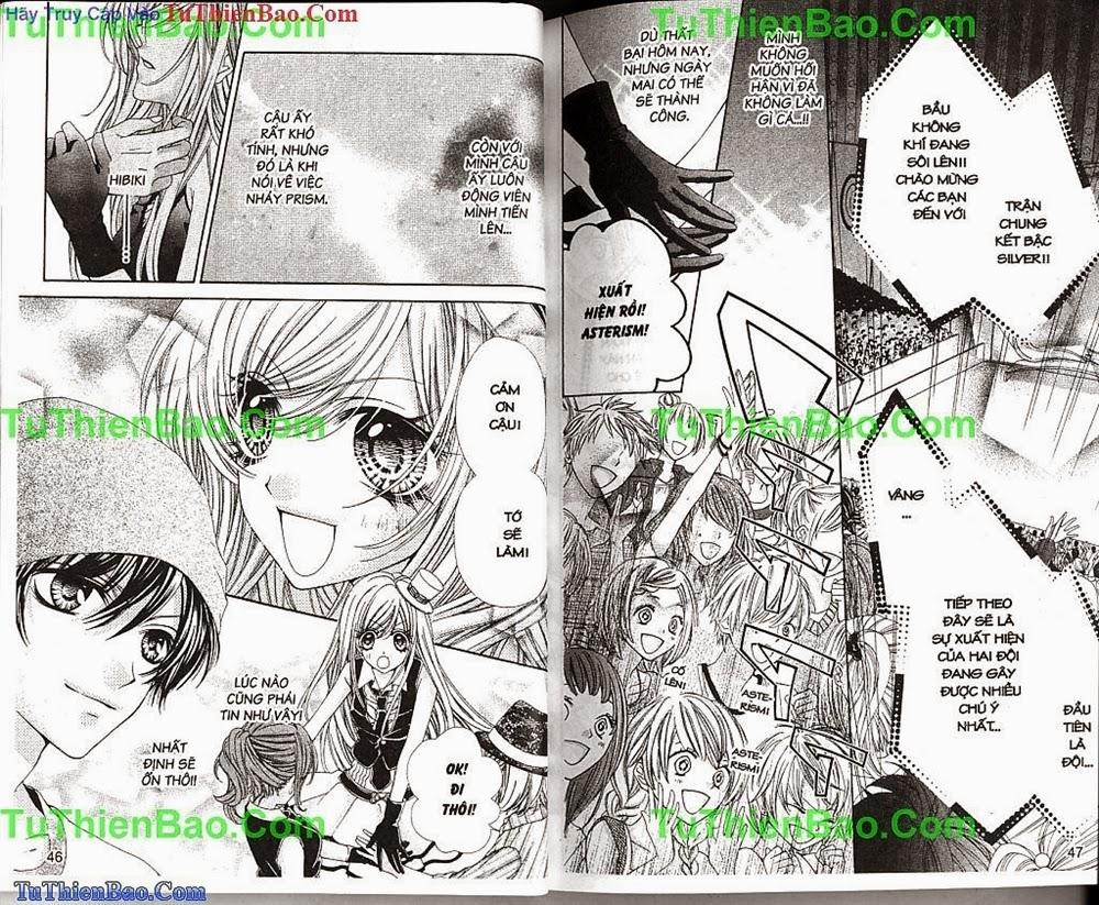 Vũ Điệu Sao Băng chap 4 - Trang 23