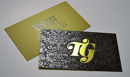 32) Business Card