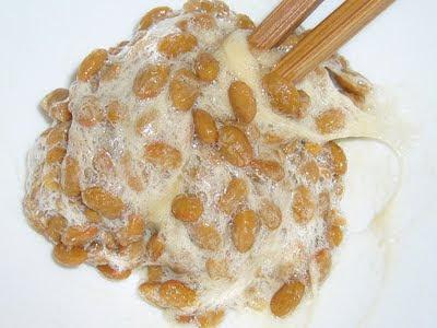 納豆にカナダ産純粋はちみつ感覚