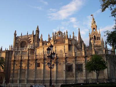 Las obras de la Catedral