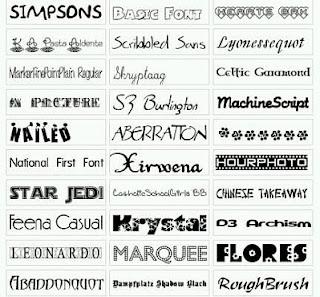 Tatoos y Tatuajes de Letras