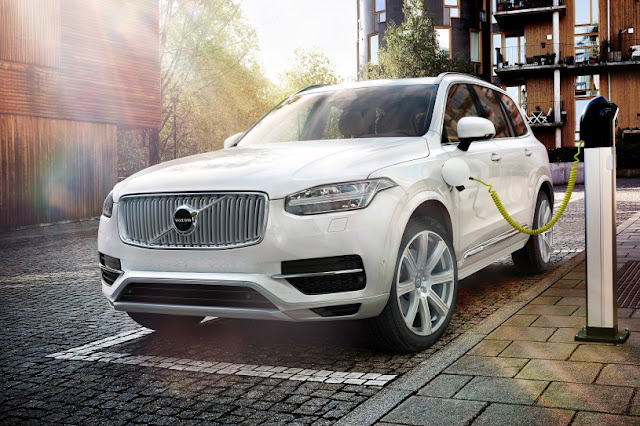 2016 New Volvo XC90 T6 future car