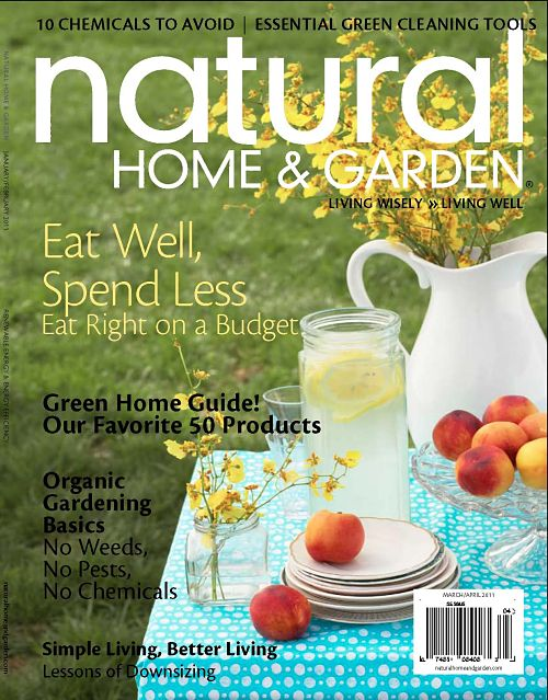 Boston Green Blog Natural Home and Garden Magazine