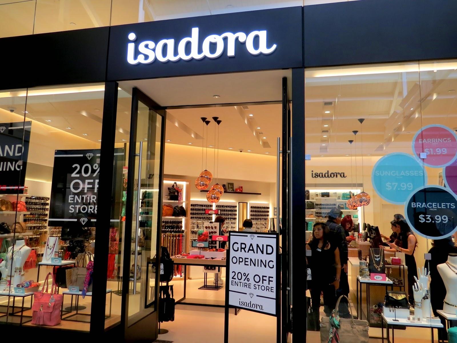 Isadora Accessories