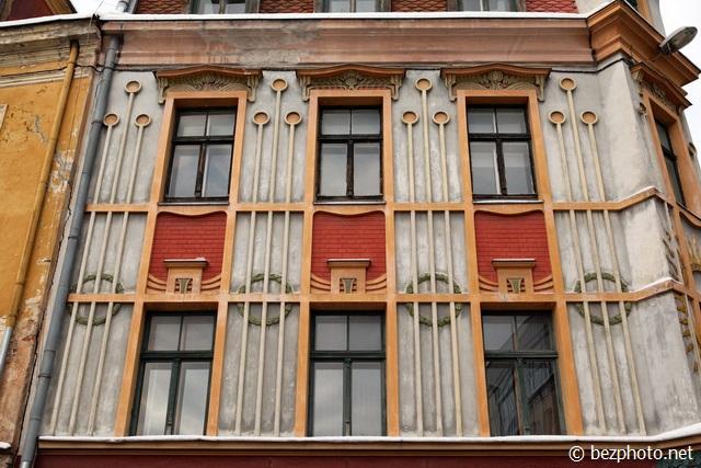 архитектура риги