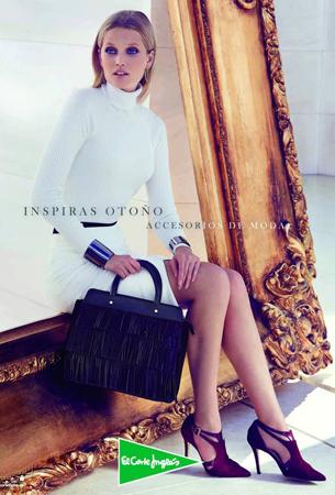 El Corte Inglés accesorios de moda Otoño Invierno 2015