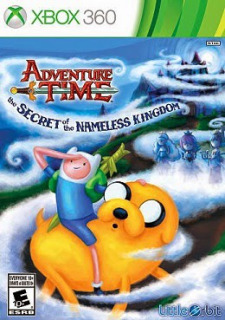 Adventure Time The Secret Of The XBOX 360 Torrent Nameless Kingdom 2014
