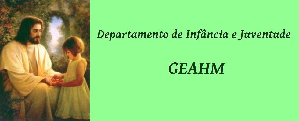 Departamento de Infância e Juventude / GEAHM