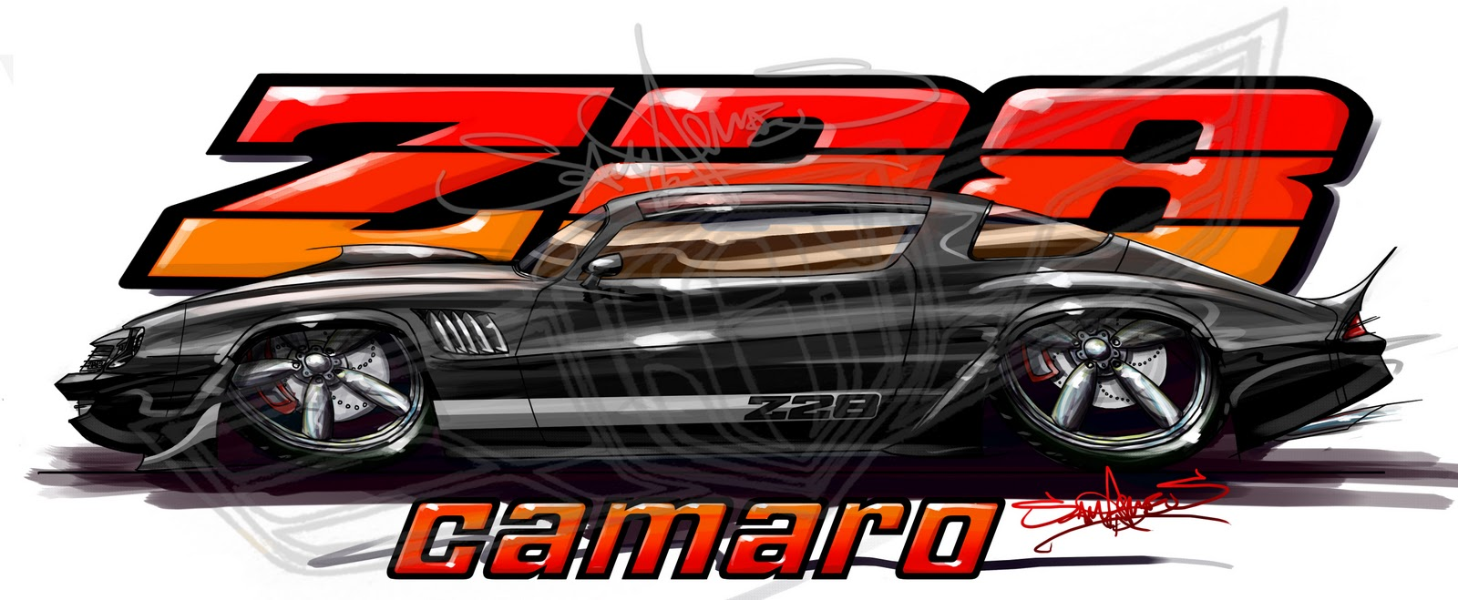 Sam ames 1979 1980 camaro z28 resurrected for 1980 camaro rear window louvers