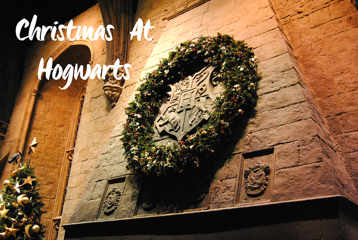 Christmas At Hogwarts | A Trip To The Harry Potter Studio Tour on Lovely Witches