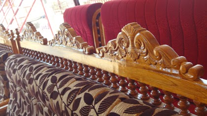 Kerala Wood work carving designs