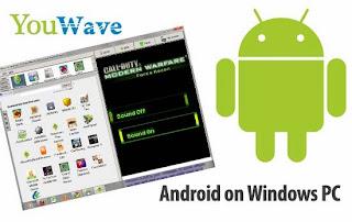 تحميل برنامج تشغيل برامج الاندرويد على الكمبيوتر download youwav for android