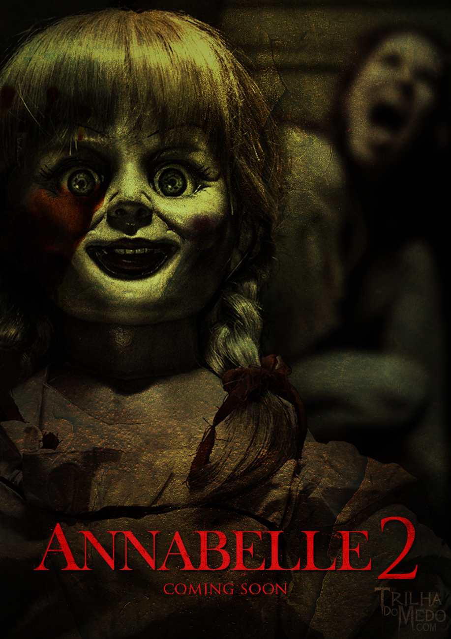 Annabelle 2 – HD – Dublado (2017)