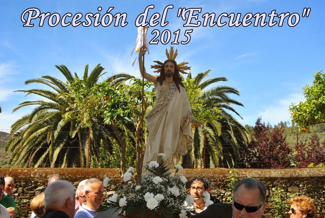 PROCESIÓN DEL ENCUENTRO 2015