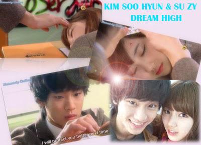 SONG SAM DONG a.k.a KIM SOO HYUN | Biodata Pemain Drama Korea Dream High