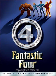 LOS 4 FANTASTICOS LA SERIE ANIMADA (1994)