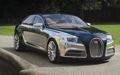 Bugatti on Sports Cars  Bugatti Veyron