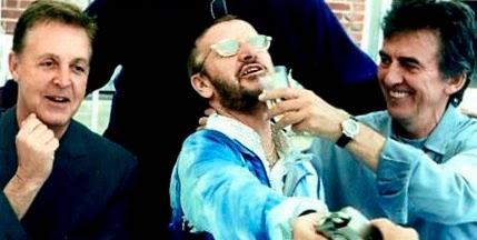 The Beatles Polska: Sześćdziesiąte urodziny Ringo i ostatnie zdjęcie The Threetles