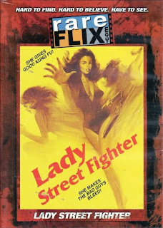 Lady Street Fighter 1985