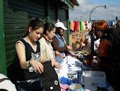 Mercadillo Solidario en Apoyo al Parque Galicia