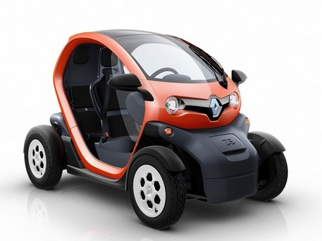 noutati auto totul despre masini renault twizy o alternativa la scuterele cu doua sau trei roti. Black Bedroom Furniture Sets. Home Design Ideas