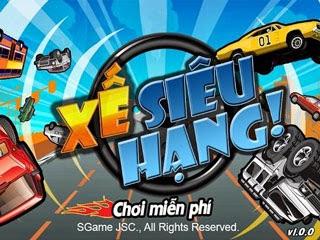 Tải game đua xe xế siêu hạng hco Android