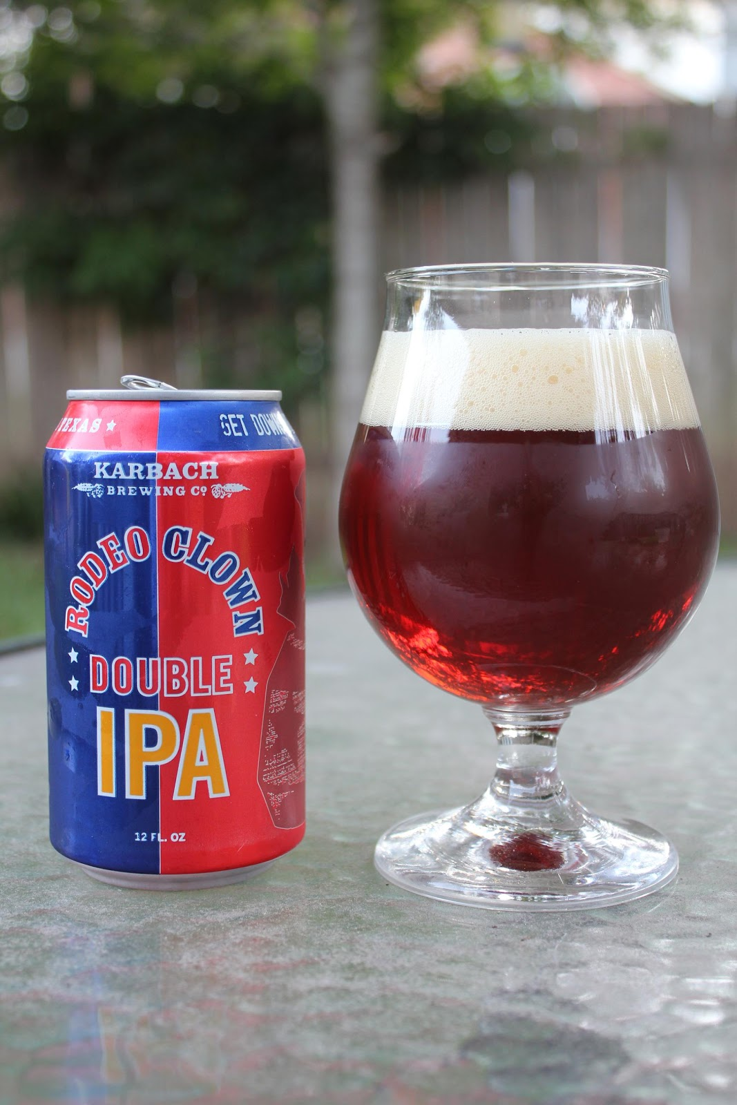 The Br 220 The Br 252 Rev 252 Karbach Rodeo Clown Double Ipa