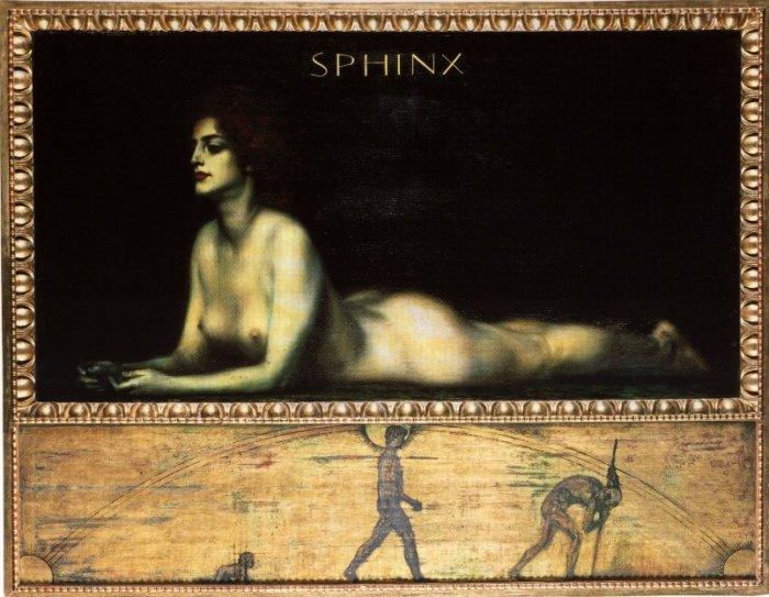 sphinx von stuck