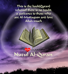 the Holy Quran...our ultimate life manual