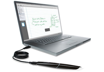 Livescribe launches new Echo Smartpen 8GB Pro Edition model