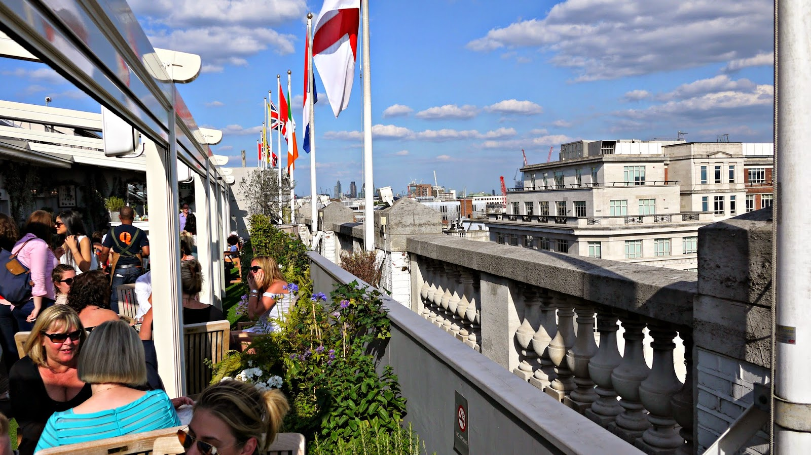 On The Roof with Q Selfridges