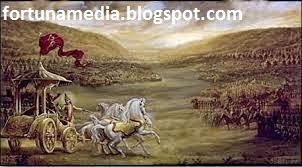 Misteri Kisah Arjuna dalam Kitab Mahabharata, Pernah datang ke Nusantara