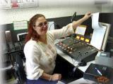 Na Rádio Antena 1 - 2004
