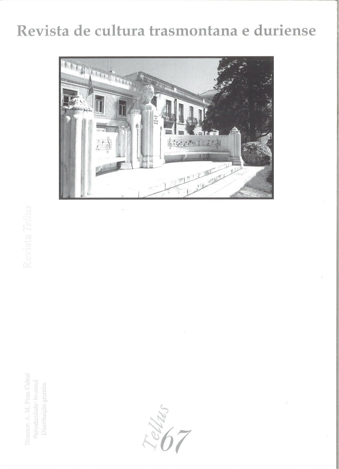 Revista Tellus, nº 67