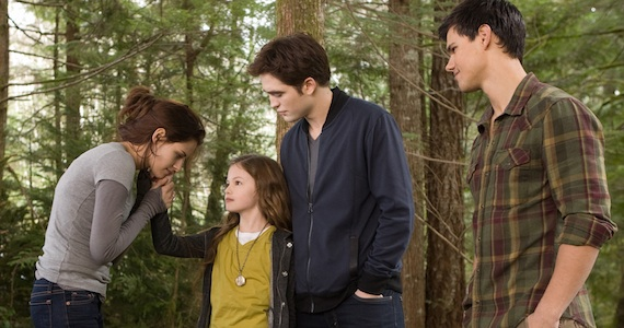 The Twilight Saga: Breaking Down - Part 2 (2012) Wallpaper