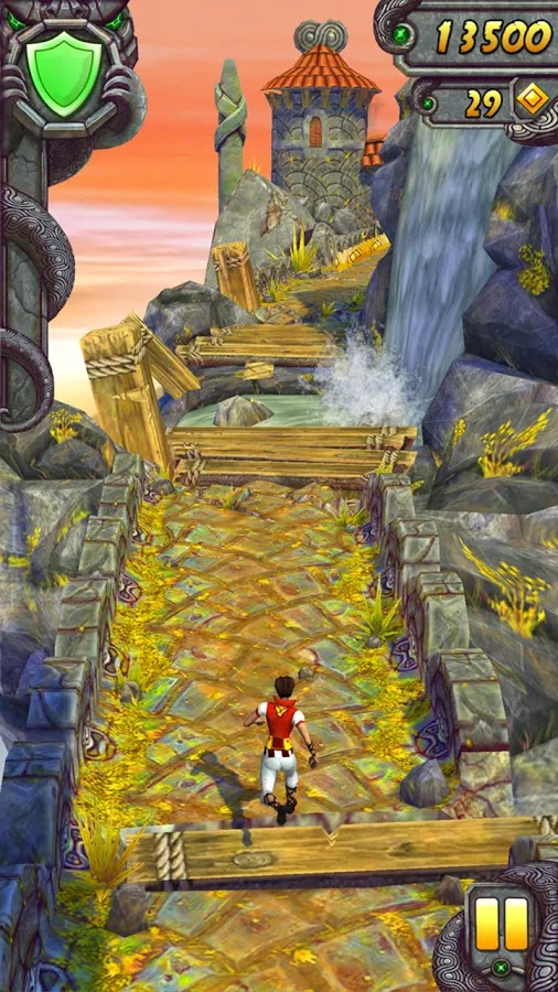Temple Run 2 v1.15 Mod [Unlimited Money]