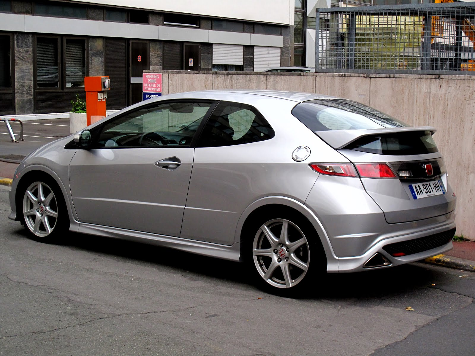 Honda Civic Type R 2006 2011 Spot A Car