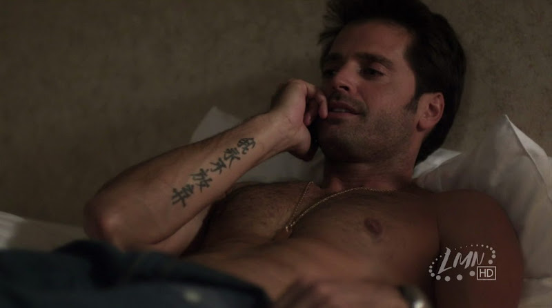David Charvet Shirtless in The Perfect Teacher