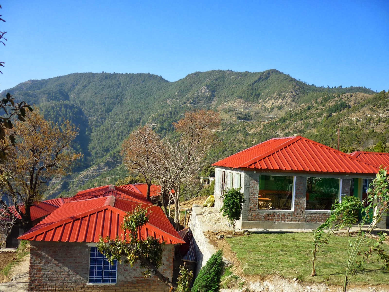 180 Degree Resort at Kanatal |Near Dhanualti | Uttarakhand | India