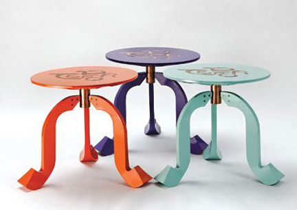 All things nice an indian decor blog these are a few of for Teapoy table designs