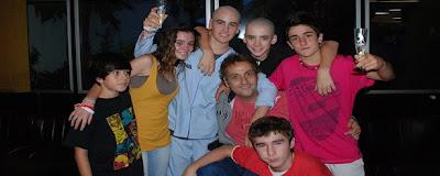 Albert Espinosa, Nil Cardoner, Marc Balaguer, Álex Monner, Igor Szpakowski, Joana Vilapuig, Mikel Iglesias